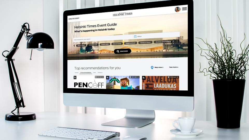 Our customers case study: Helsinki Times